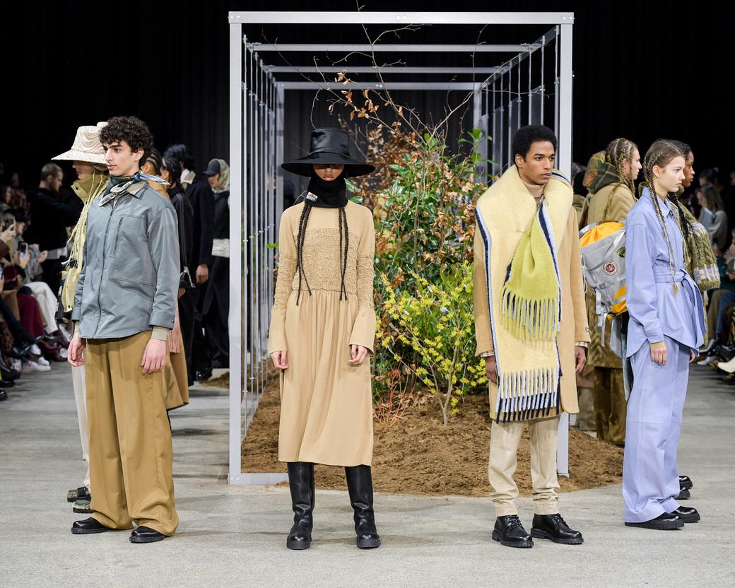 Copenhagen Fashion Week Copertina